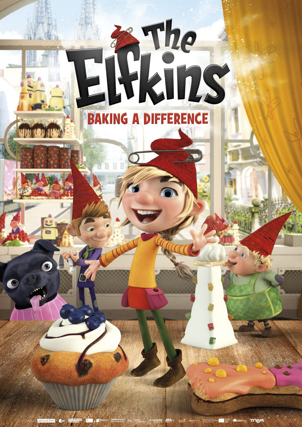 The Elfkins 2020 English 240MB HDRip Download