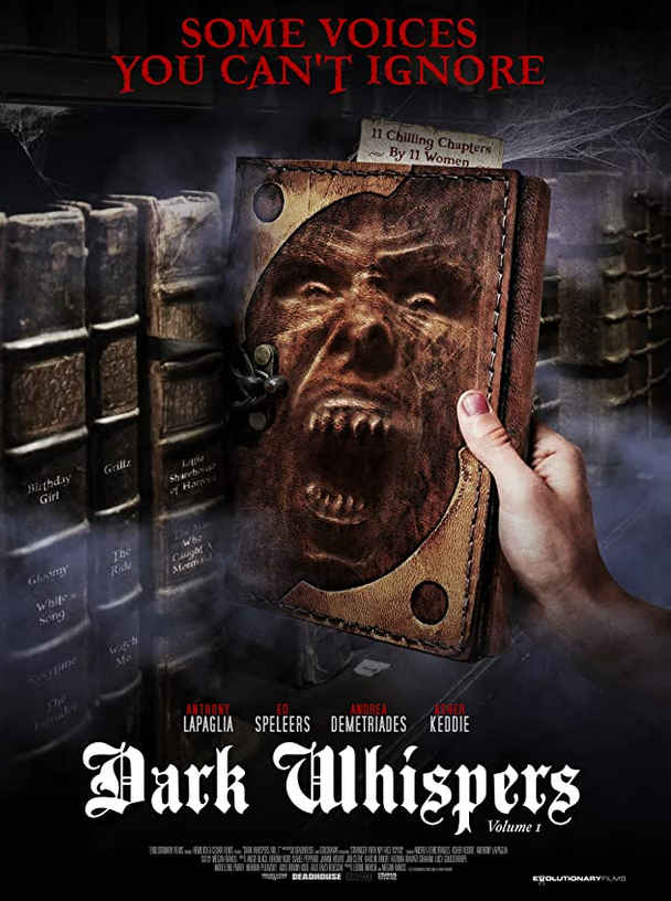 Dark Whispers Volume 1 2021 English 720p HDRip 850MB Download