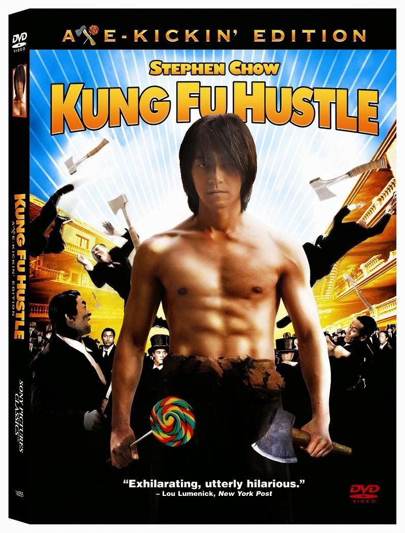 Kung Fu Hustle 2004 Hindi Dual Audio 1080p BluRay 1.5GB ESub Download