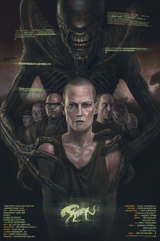 Alien 3 1992 English Full Movie 440MB BluRay ESub Download