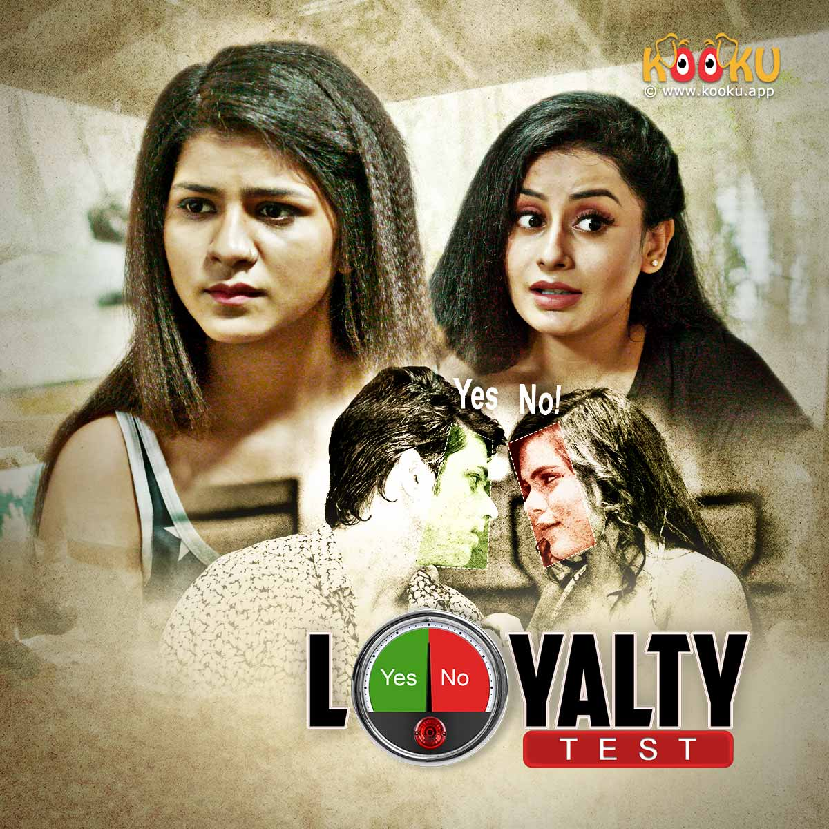 Loyalty Test 2021 S01 Hindi Kooku App Original Web Series Official Trailer 1080p HDRip Download
