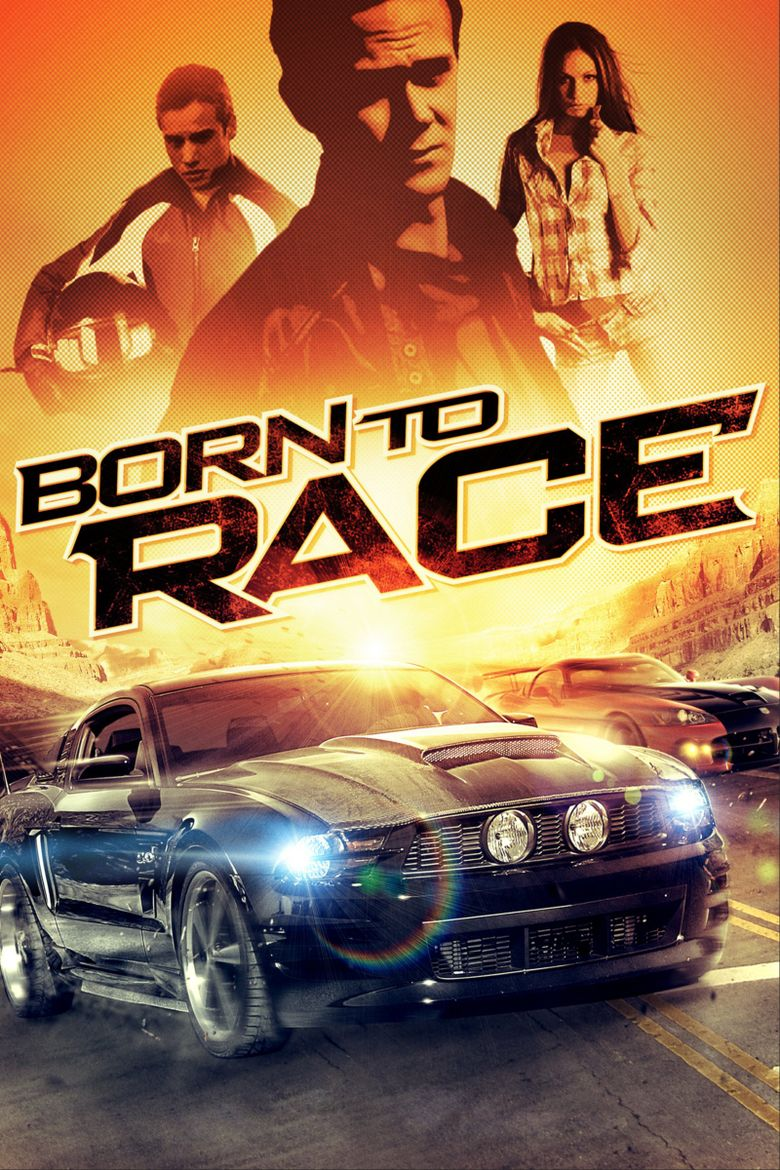 Born to Race 2011 Hindi Dual Audio 350MB BluRay Download