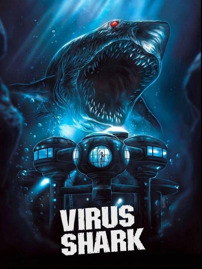 Download Virus Shark 2021 English 480p HDRip 250MB
