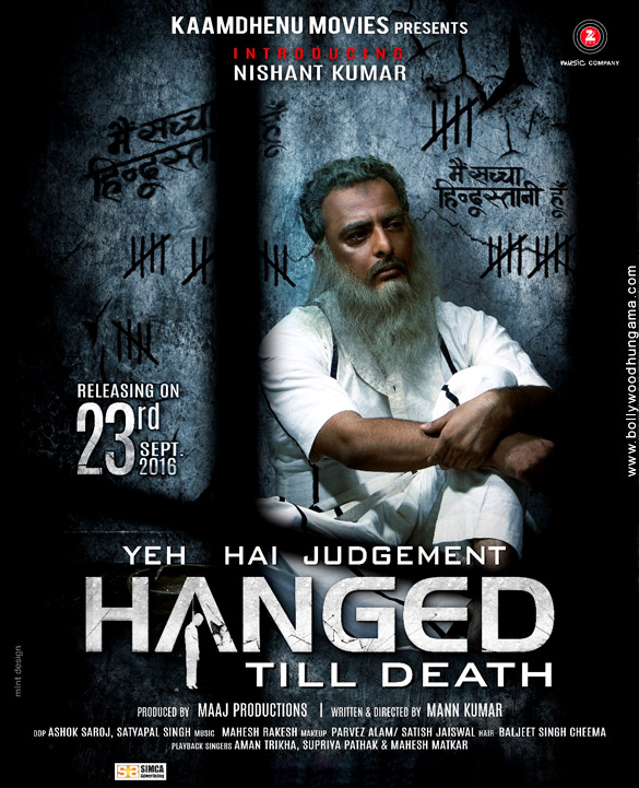 Yeh Hai Judgement Hanged Till Death 2016 Hindi 720p HDRip 900MB Download
