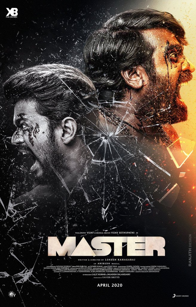 Master 2021 Hindi Dubbed ORG HDRip 400MB Download