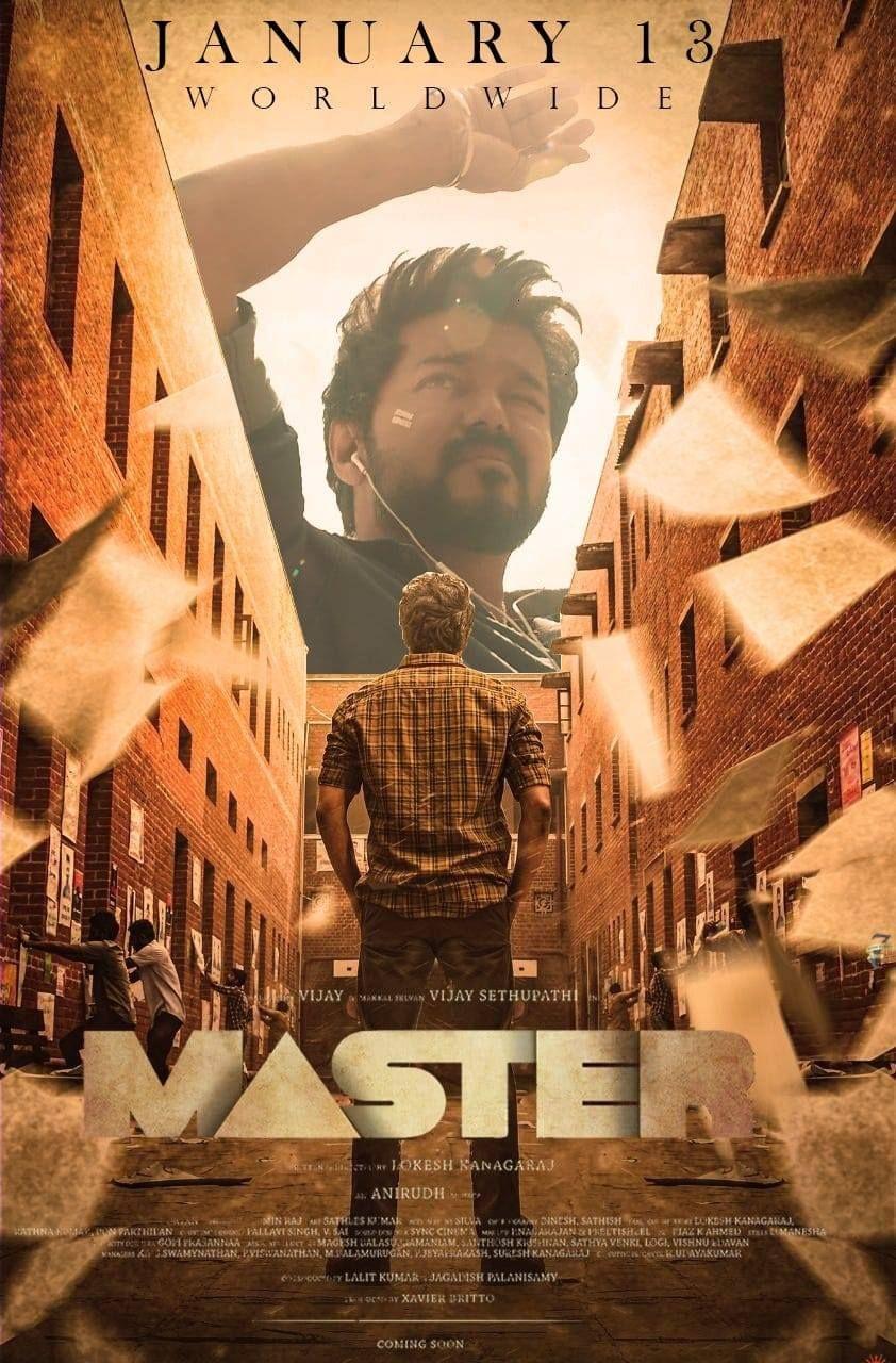 Master 2021 Hindi Dual Audio 1080p UNCUT HDRip 2.9GB Download