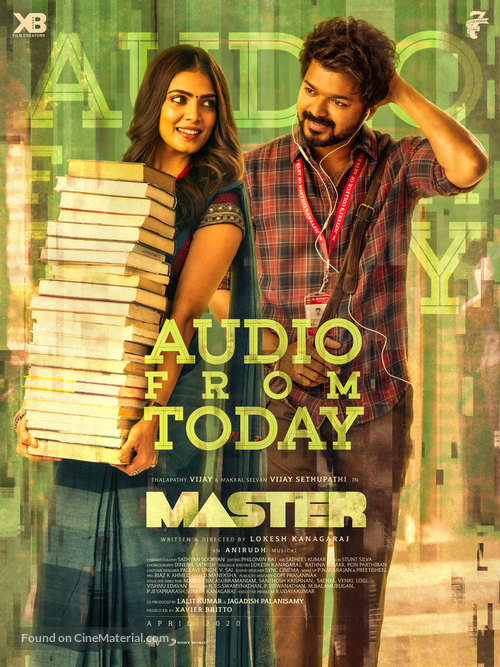 Master 2021 Tamil Dubbed ORG 720p HDRip 1.4GB Download