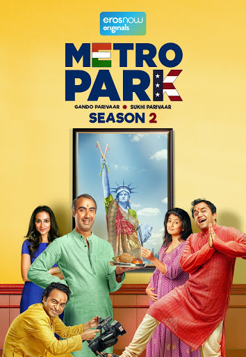 Metro Park 2021 S02 Hindi Eros Now Complete Web Series 480p, 720p, 1080p HDRip Download