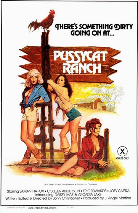 18+ The Pussycat Ranch 2021 English 720p HDRip 600MB Download