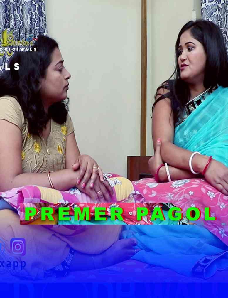 18+ Premer Pagol 2021 BambooFlix Bengali Short Film 720p HDRip 250MB Download