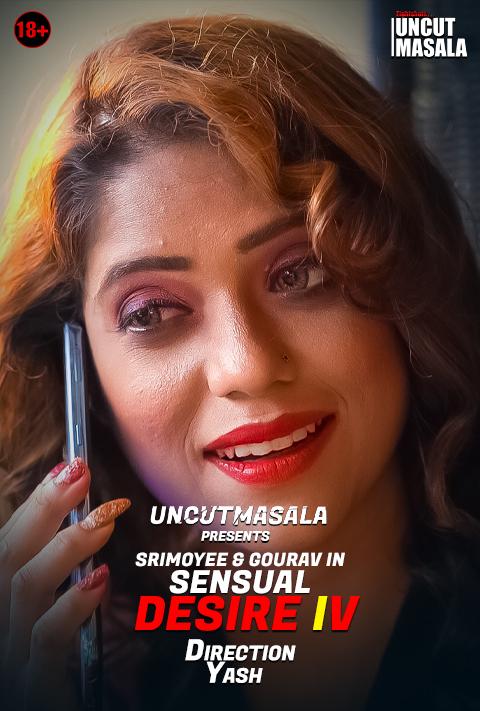 Sensual Desire 4 2021 EightShots UNCUT Hindi Short Film 720p HDRip 120MB