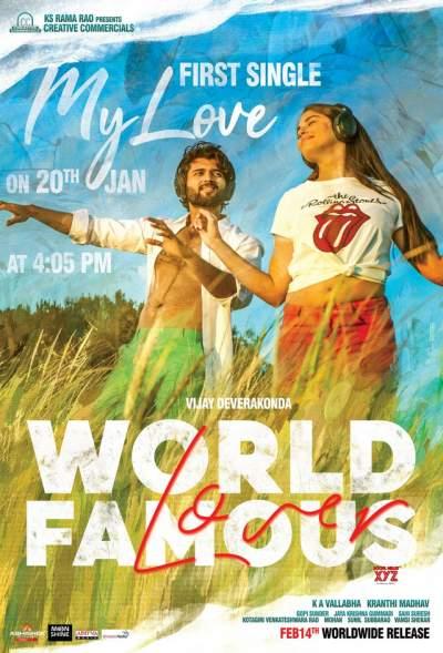 World Famous Lover (2020) Hindi Dual Audio 1080p UNCUT HDRip 2.4GB Download