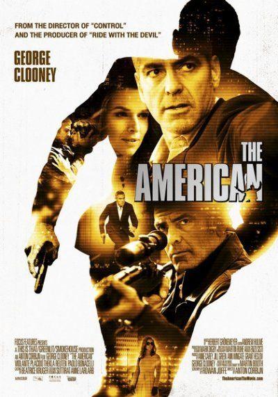 The American 2010 Hindi Dual Audio 720p BluRay 800MB Download