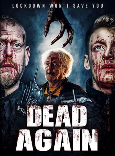 Dead Again 2021 English HDRip 300MB Download