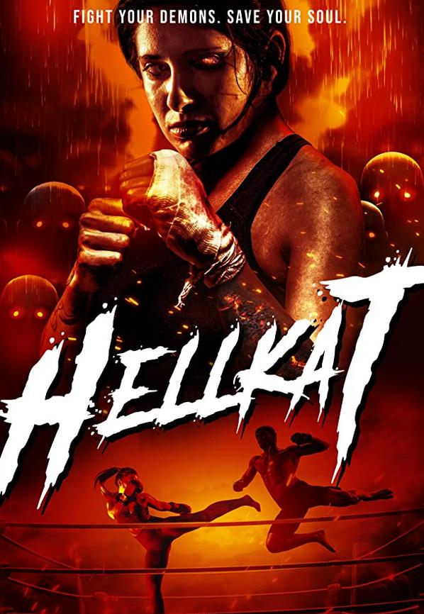 HellKat 2021 English 720p HDRip 800MB | 255MB Download