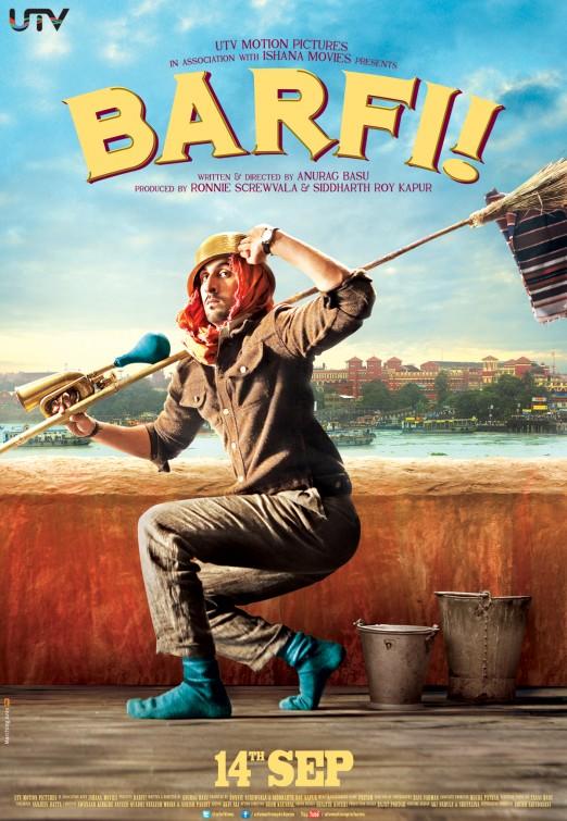 Barfi (2012) Hindi BluRay x264 450MB Download