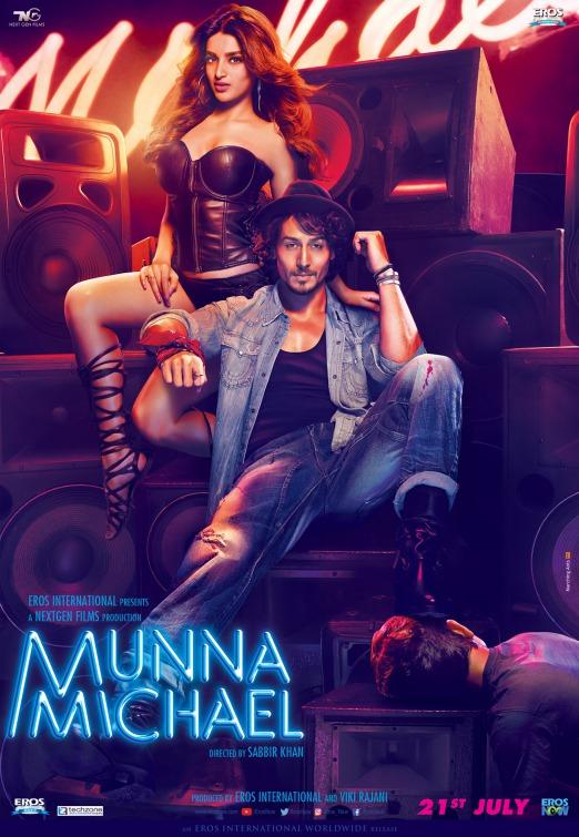 Munna Michael 2017 Hindi 400MB HDRip Download