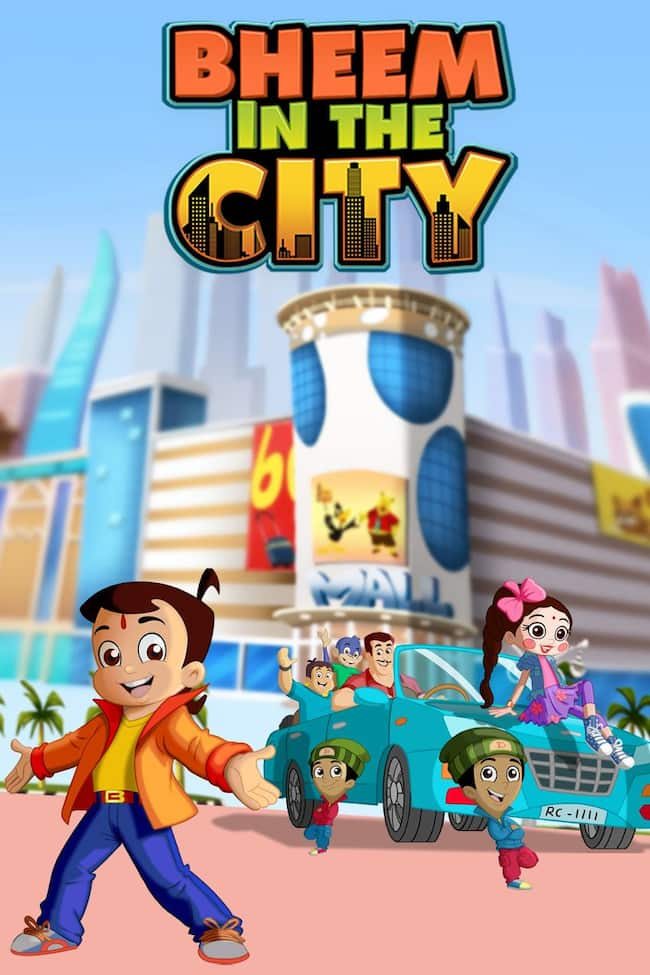 Bheem In The City 2020 Hindi 720p HDRip Download