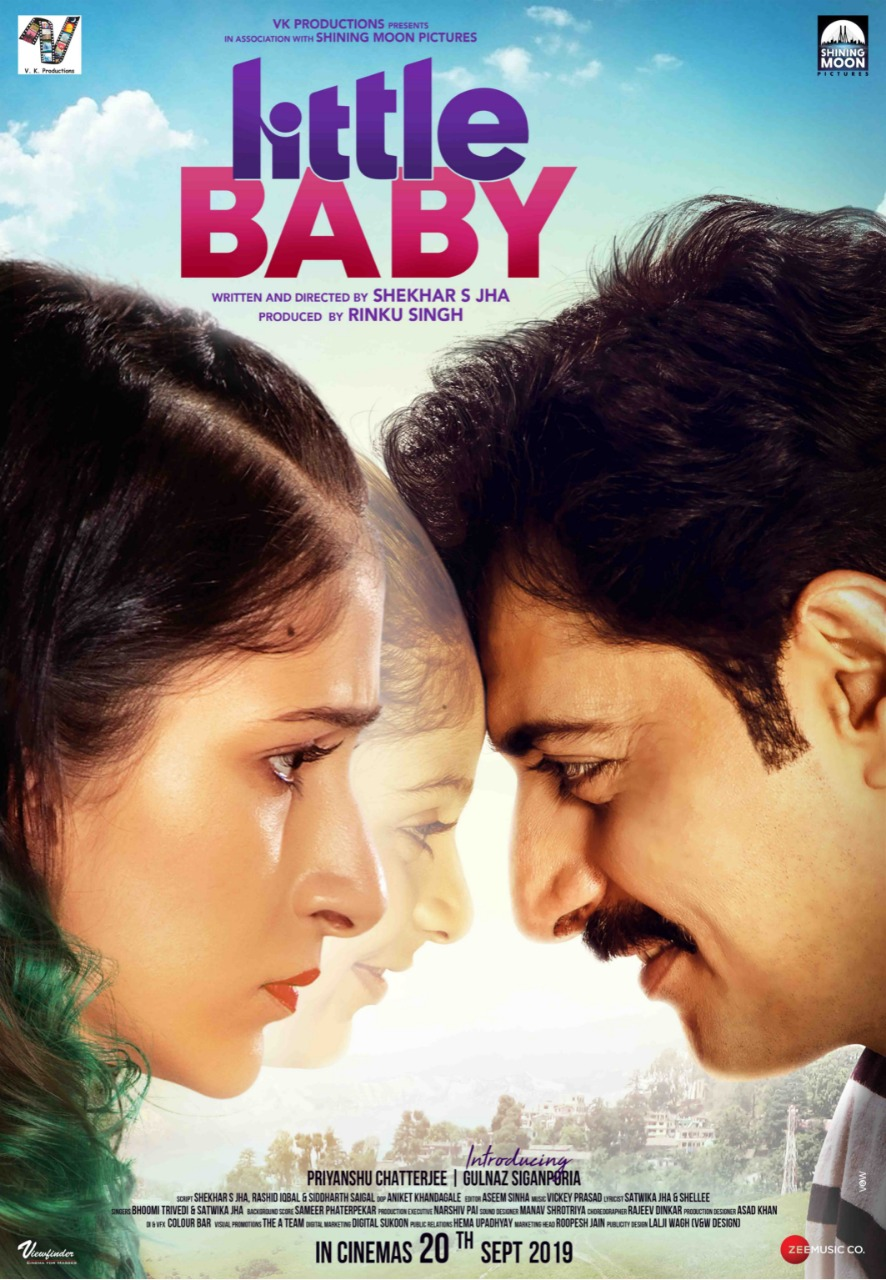 Little Baby (2019) Hindi Full Movie 480p HDRip x264 300MB