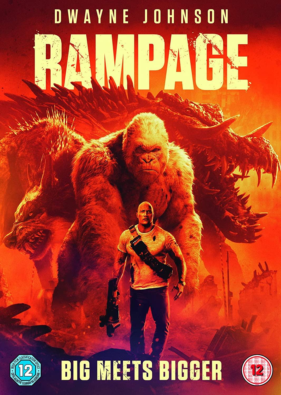 Rampage (2018) Hindi ORG Dual Audio 1080p BluRay 1.8GB Download