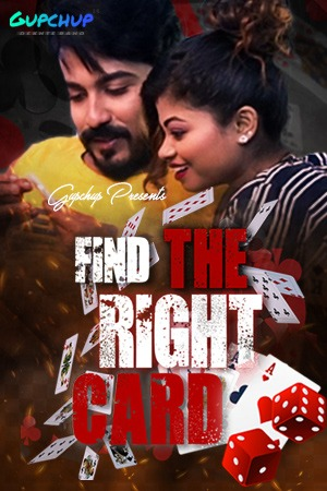 18+ Find The Right Card 2021 S01EP01 GupChup Original Hindi Web Series 720p HDRip 170MB Download