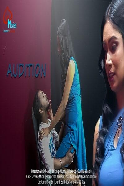 Download Audition 2021 S01E01 Lovemovies Originals Hindi Web Series 720p HDRip 180MB