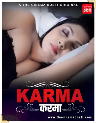18+ Karama 2021 CinemaDosti Originals Hindi Short Film 720p HDRip 95MB Download
