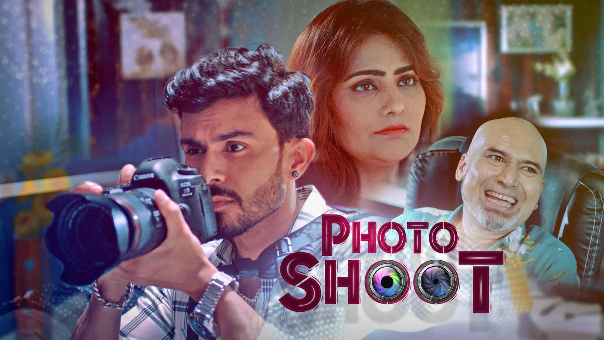 Photoshoot 2021 S01 Hindi Kooku App Original Web Series Official Trailer 1080p HDRip Download