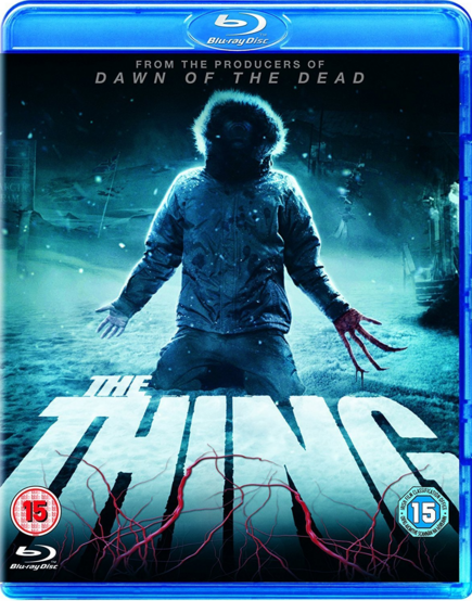 The Thing 2011 Dual Audio Hindi 720p BluRay 750MB Download
