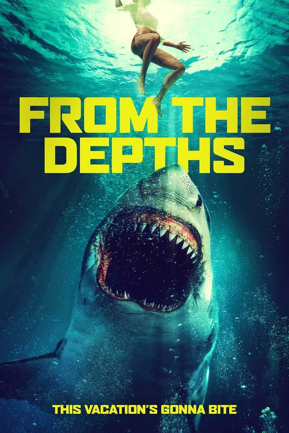 From the Depths 2021 English 720p HDRip 800MB Download