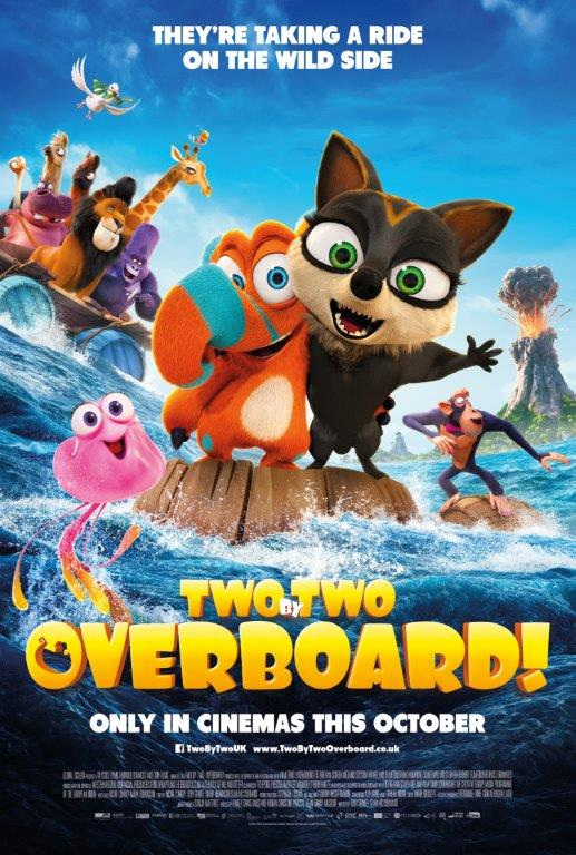 Two by Two Overboard 2021 English 720p HDRip 800MB | 300MB