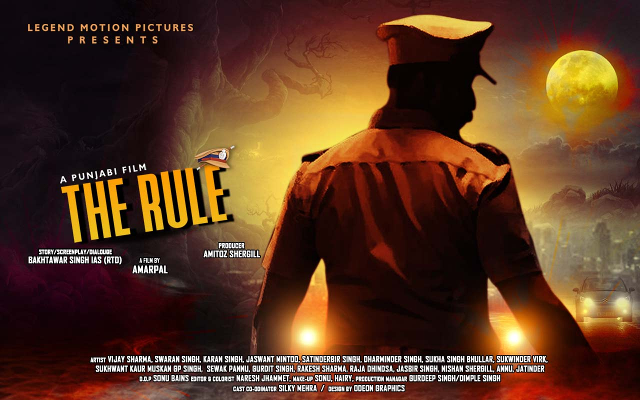 The Rule (2021) Punjabi Movie 1080p HDRip 900MB ESubs Download