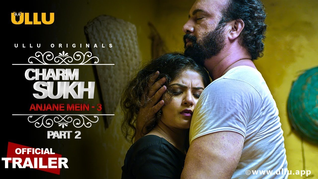 CharmSukh (Anjane Mein 3) Part 2 2021 Hindi Ullu Originals Web Series Official Trailer 1080p HDRip 27MB Download