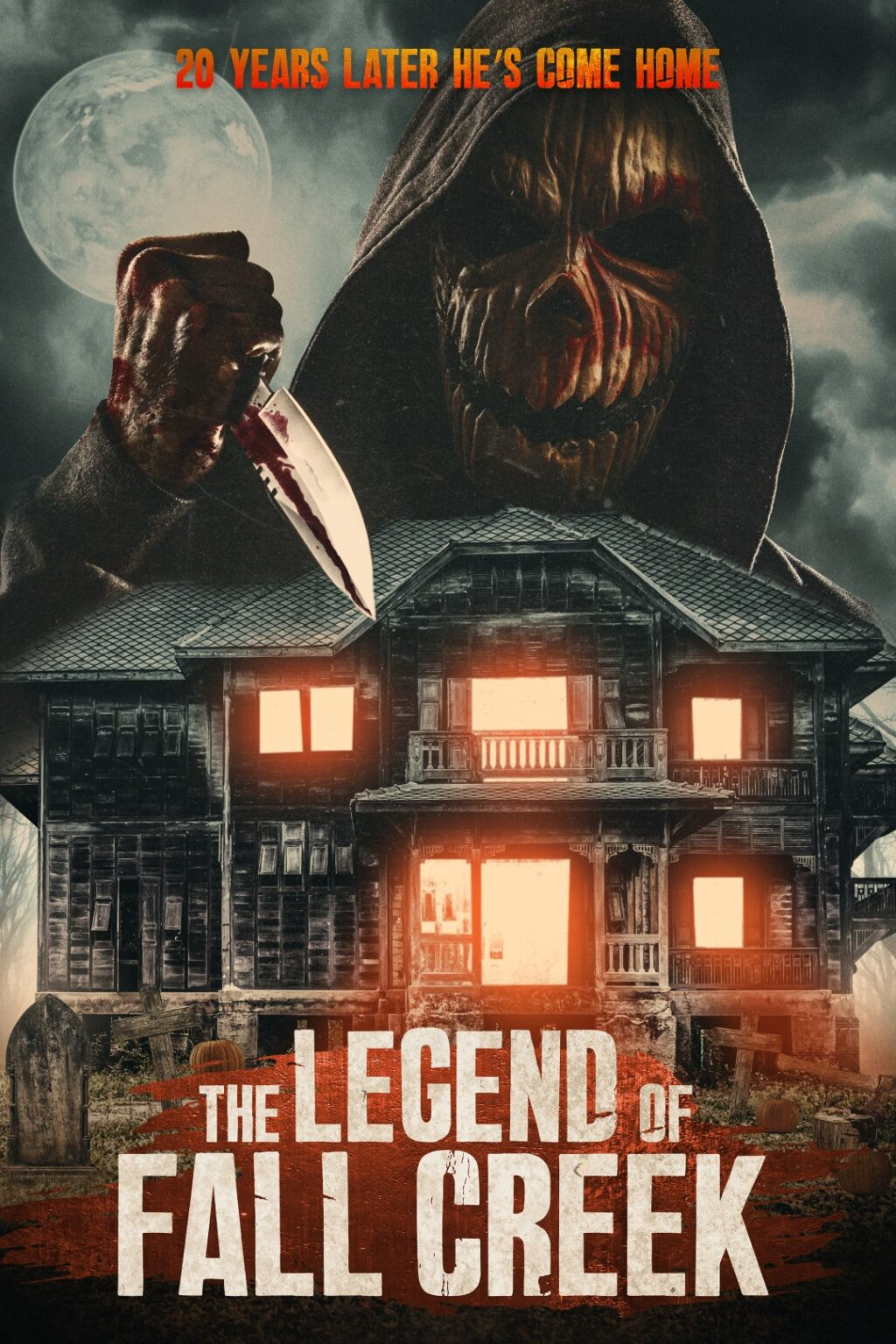 The Legend of Fall Creek 2021 English 720p HDRip 800MB Download