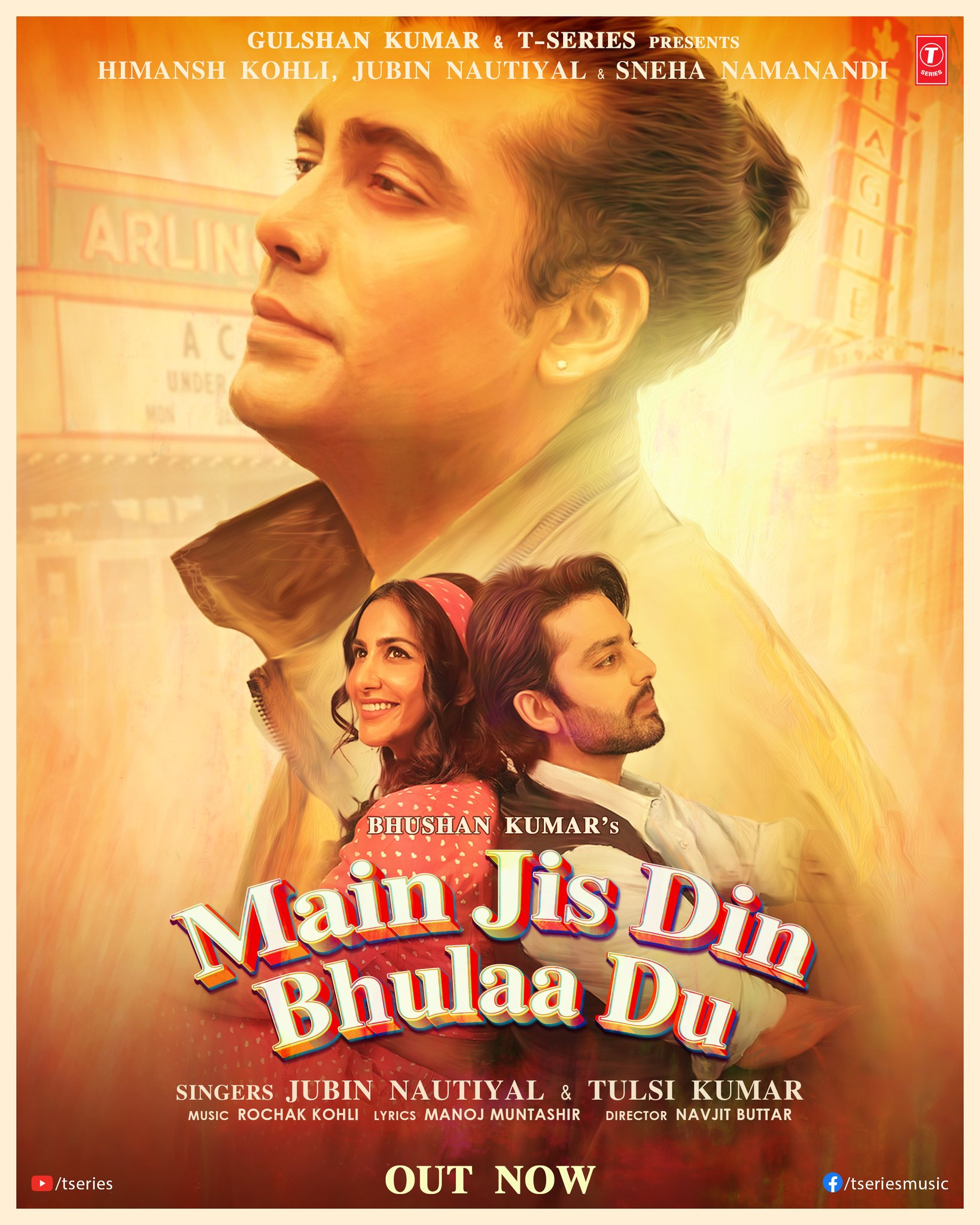 Main Jis Din Bhulaa Du By Jubin Nautiyal & Tulsi Kumar Official Music Video 1080p HDRip 161MB Download