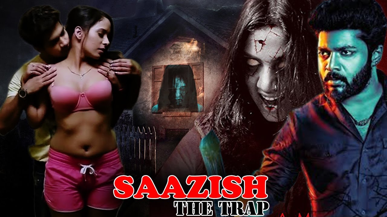 Sazish The Trap 2021 Hindi Dubbed 310MB HDRip Download