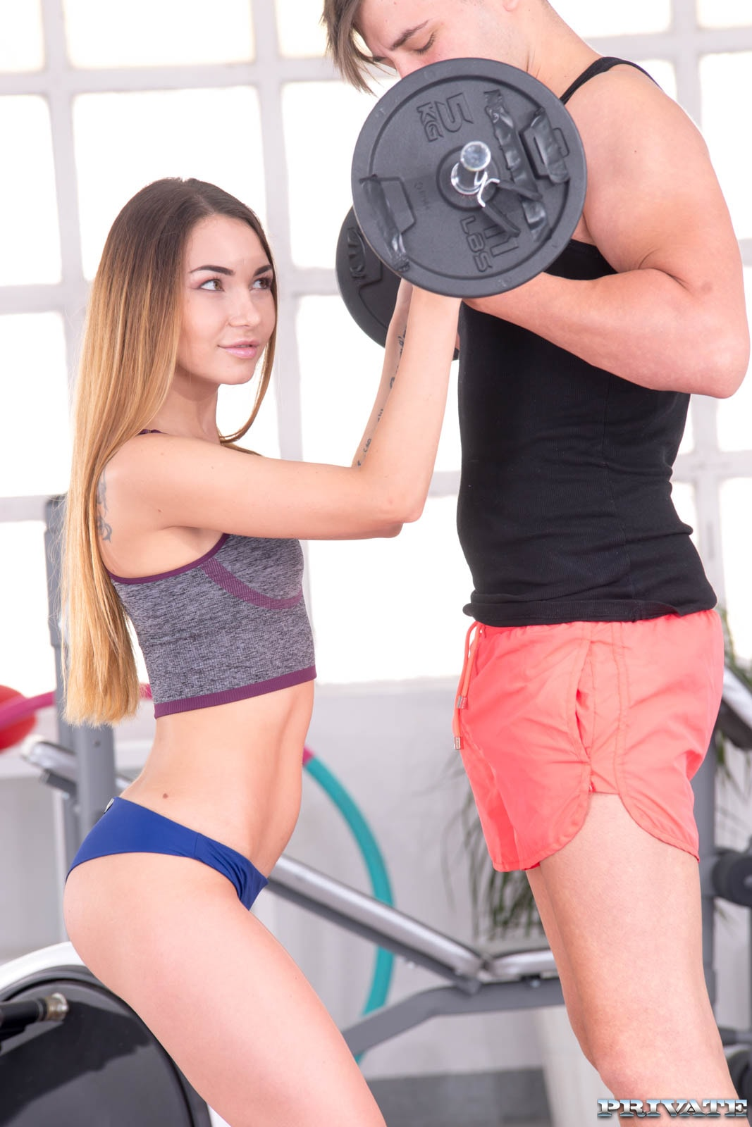 18+ Perfect Ass Personal Trainer (2021) New Adult 720p HDRip 400MB Download