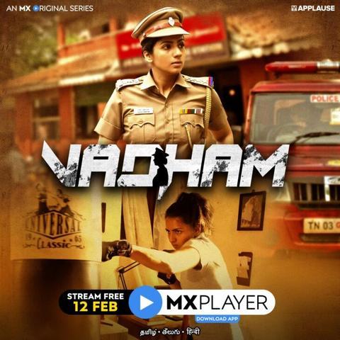 Vadham 2021 S01 Hindi MX Web Series HDRip 500MB Download