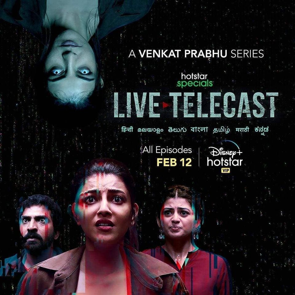 Live Telecast S01 2021 Hindi DSNP Web Series HDRip 600MB Download