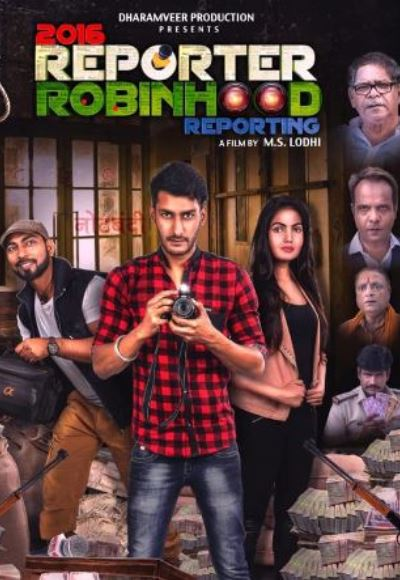 Download 2016 Reporter Robinhood Reporting 2021 Hindi 480p HDRip 400MB