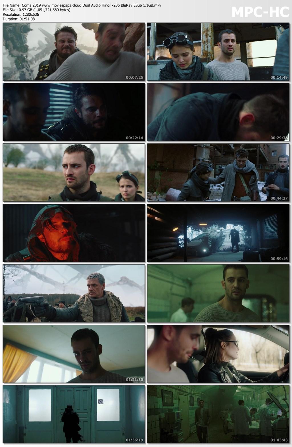 Coma 2019 screenshot HDMoviesFair