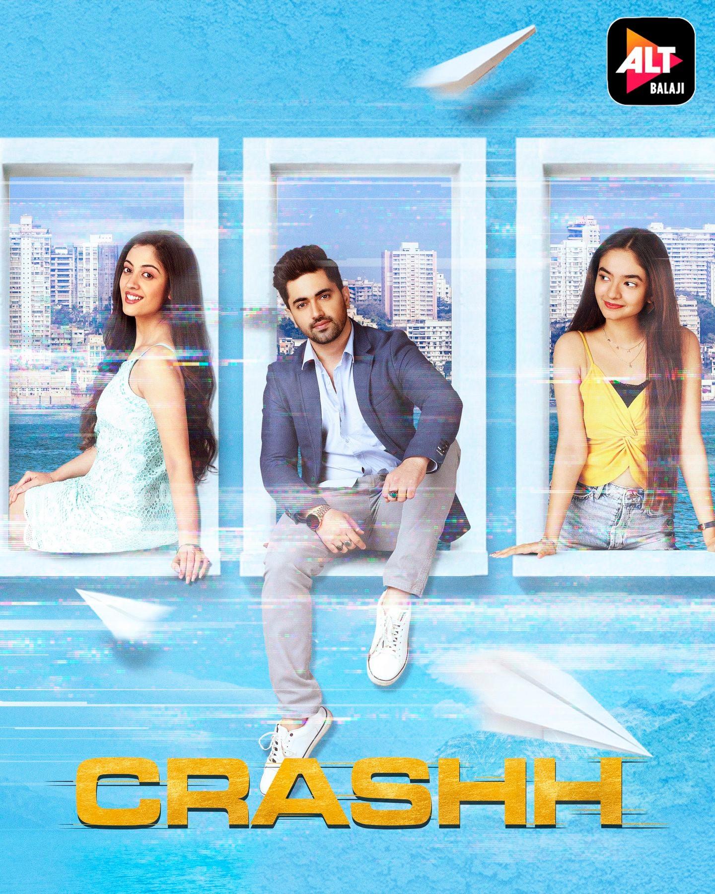 Crashh S01 2021 Hindi ALTBalaji Original Complete Web Series 700MB HDRip Download