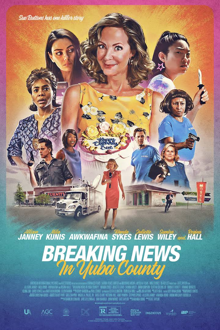 Breaking News in Yuba County 2021 English Full Movie 300MB HDRip Download
