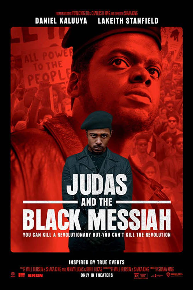 Judas and the Black Messiah 2021 English 720p HDRip ESub 800MB Download