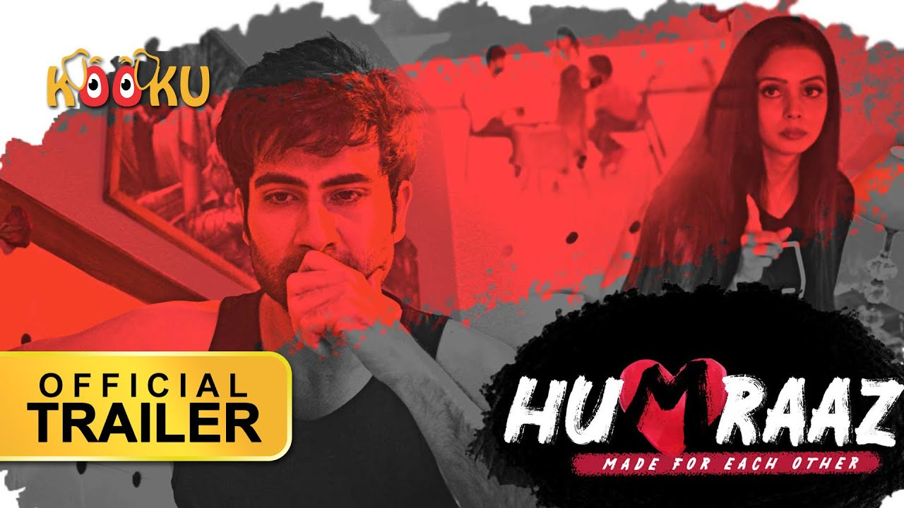 Humraaz 2021 S01 Hindi Kooku App Original Web Series Official Trailer 1080p HDRip 47MB Download