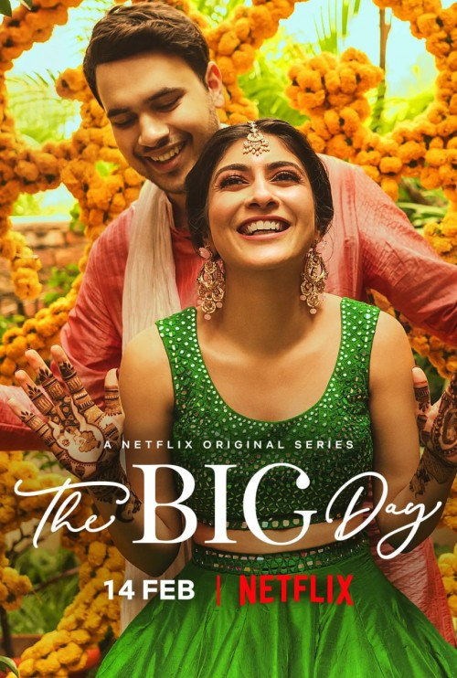 The Big Day 2021 S01 Complete Hindi NF Series 720p HDRip 850MB Download