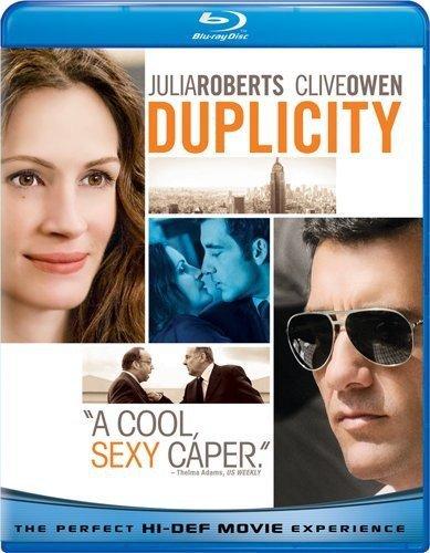 Duplicity 2009 Hindi Dual Audio 450MB BluRay Download