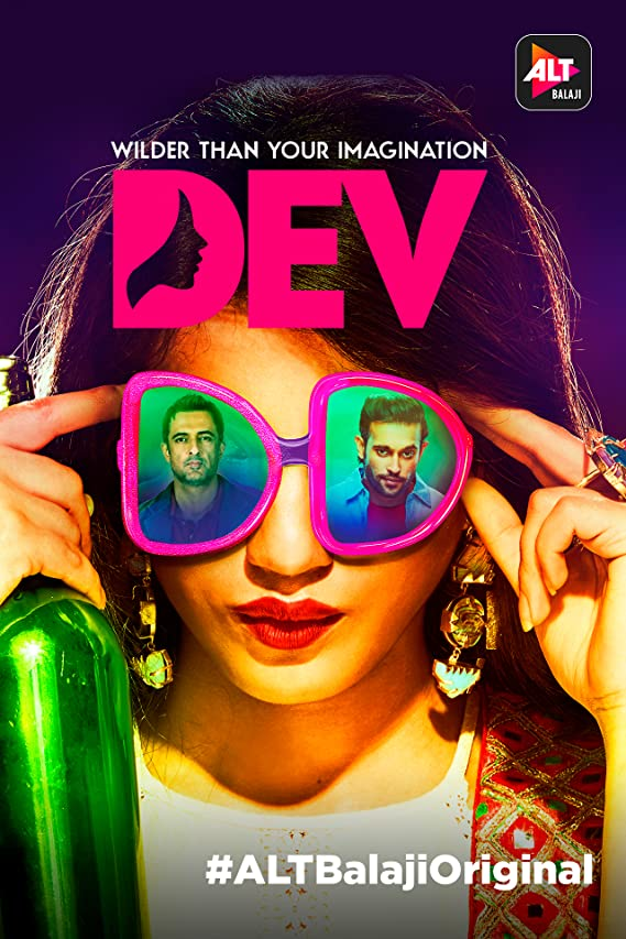Dev DD S01 2017 Hindi ALTBalaji Original Complete Web Series 700MB HDRip 480p Download