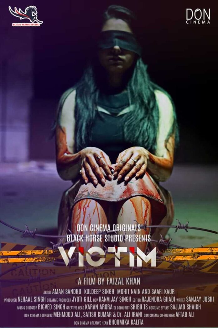 Victim 2021 Hindi Full Movie 720p HDRip 650MB Download