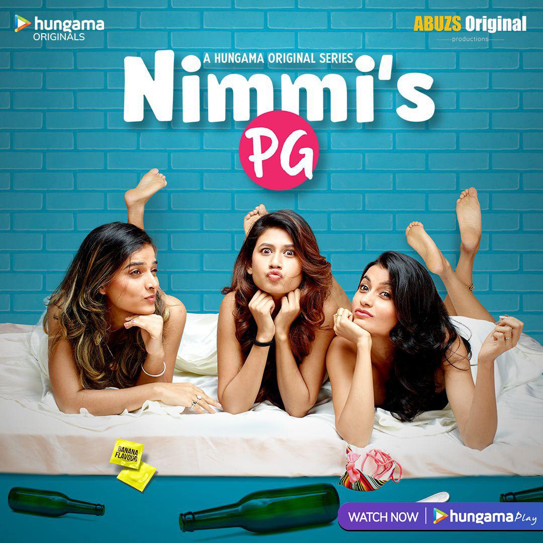 Nimmi's PG S01 2021 Hindi Complete Hungama Original Web Series 230MB HDRip Download